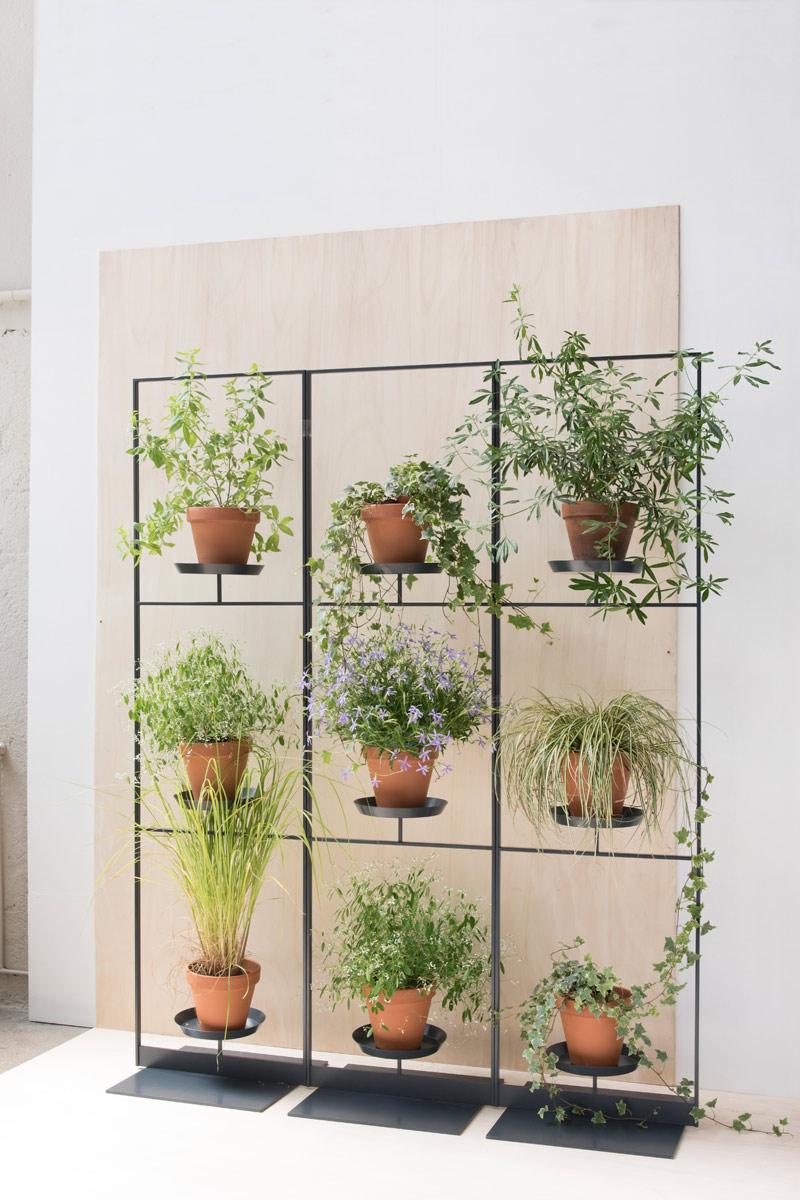 Colonne pour Plantes